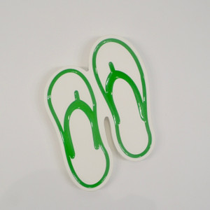 Flip Flops Wall Plaque