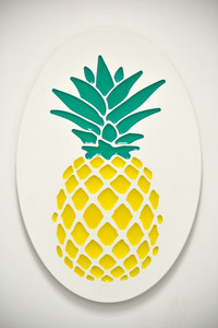 Oval Pineapple