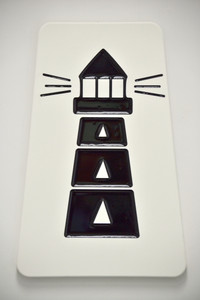 Lighthouse Wall Plaque