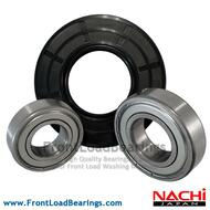 Whirlpool Washer Tub Bearing and Seal Kit W10253864 - Front View
