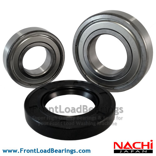 Bosch Washer Tub Bearing and Seal Kit 613084 - Front View