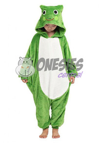 Kids Frog Onesie