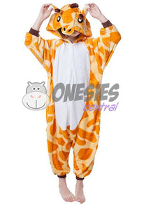 Kids Giraffe Onesie