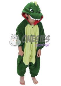 Kids Crocodile  Onesie
