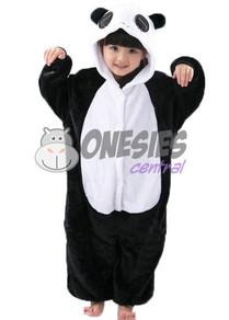 Kids Panda Onesie
