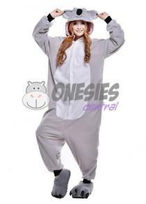 Grey Koala Onesies