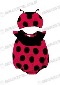 Baby Lady Bug Onesie