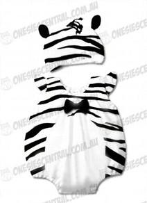 Baby Zebra Onesie