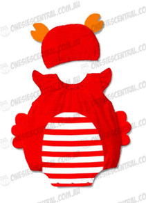 Baby Crab Onesie