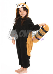 Kids Raccoon Onesie