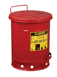Oily Waste Can (10-gallon) (#4516)
