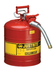 Safety Container (Type 2 - AccuFlow Manifold with auto venting) (5 gal)