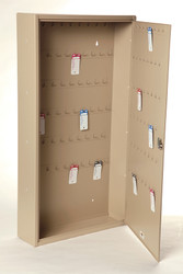 X-Large Heavy Duty Automotive Design Key Cabinet (capacity 108 keys)