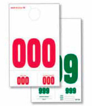 Long Service Dispatch Numbers (padded - 1000 per set) (Form # LONG-SDN3)