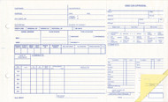 3-Part Used Vehicle Appraisal Forms (Form # 290) (100 per pack)