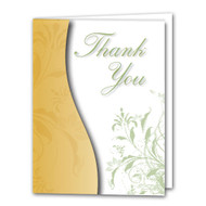 Thank You Cards and Envelopes (Vehicle Purchase) (50 per pack) (5904)