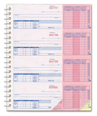 Cash Receipt Books (Form #AA-138NC-1S2L) (200 per book) (8042)