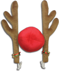 Reindeer Antlers Car Set For Car Dealerships