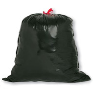 30 Gallon Trash Bags (Black) (90 bags per carton)