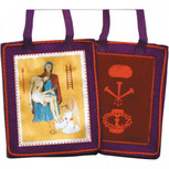 Purple Scapular of Blessing, Benediction, and Protection