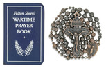 Soldier of God Rosary with Book (Antique Copper Finish)