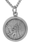 Saint Christopher Sports Medal (Volleyball)
