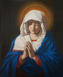 """10"""" Our Lady of Sorrows Artwork Print"""
