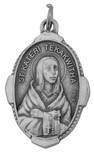 """1"""" Traditional Saint Medals (st kateri)"""