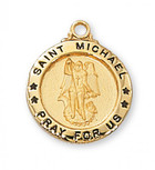 "G/SS ST. MICHAEL 18"" CH & BX"