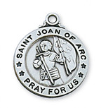 """SS ST. JOAN OF ARC 20"""" CH&BX"""