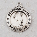 "SS GUARDIAN ANGEL 18"" CH&BX"