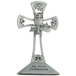 "4"" PEWTER STANDING COMMUNION"