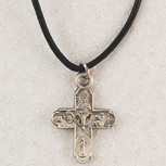 """PEWTER 4WAY 18""""CORD/CARD"""