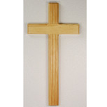 "10"" OAK CROSS"
