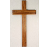 "10"" WALNUT CROSS"