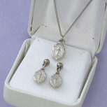 RF MIRAC PENDANT & EARRINGS