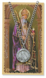 ST AUGUSTINE PRAYER CARD SET