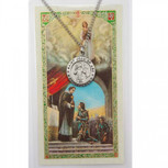 ST JOAN OF ARC PRAYER CARD SET