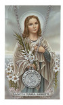 ST MARIA GORETTI PRAYER CARD SET