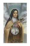 ST THERESE PRAYER CARD SET