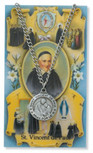 ST VINC DE PAUL PRAYER CARDSET