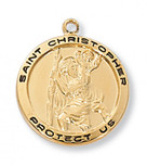 G/SS ST. CHRISTOPHER 18 CH&""
