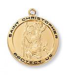 "G/SS ST. CHRISTOPHER 18 CH&"""
