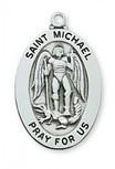 "SS ST MICHAEL 20"" CH & BX"