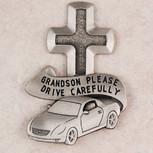GRANDSON VISOR CLIP