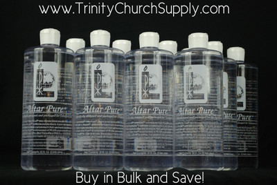 Altar Pure Liquid Paraffin - 12 Quarts (12, 1 Quart Bottles)