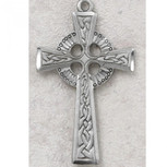 PEWTER CELTIC 24/ CARDED""