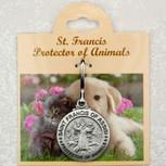 St. Francis Pet Medal