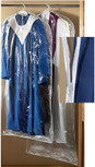 Large Vestment or Robe Garment Bag Clear