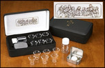 Last Supper Portable Communion Set